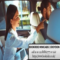 Bookride Taking People safe Home at Croydon Minicabs Starting at just